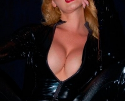 velvet-steele-black-PVC-catsuit-10