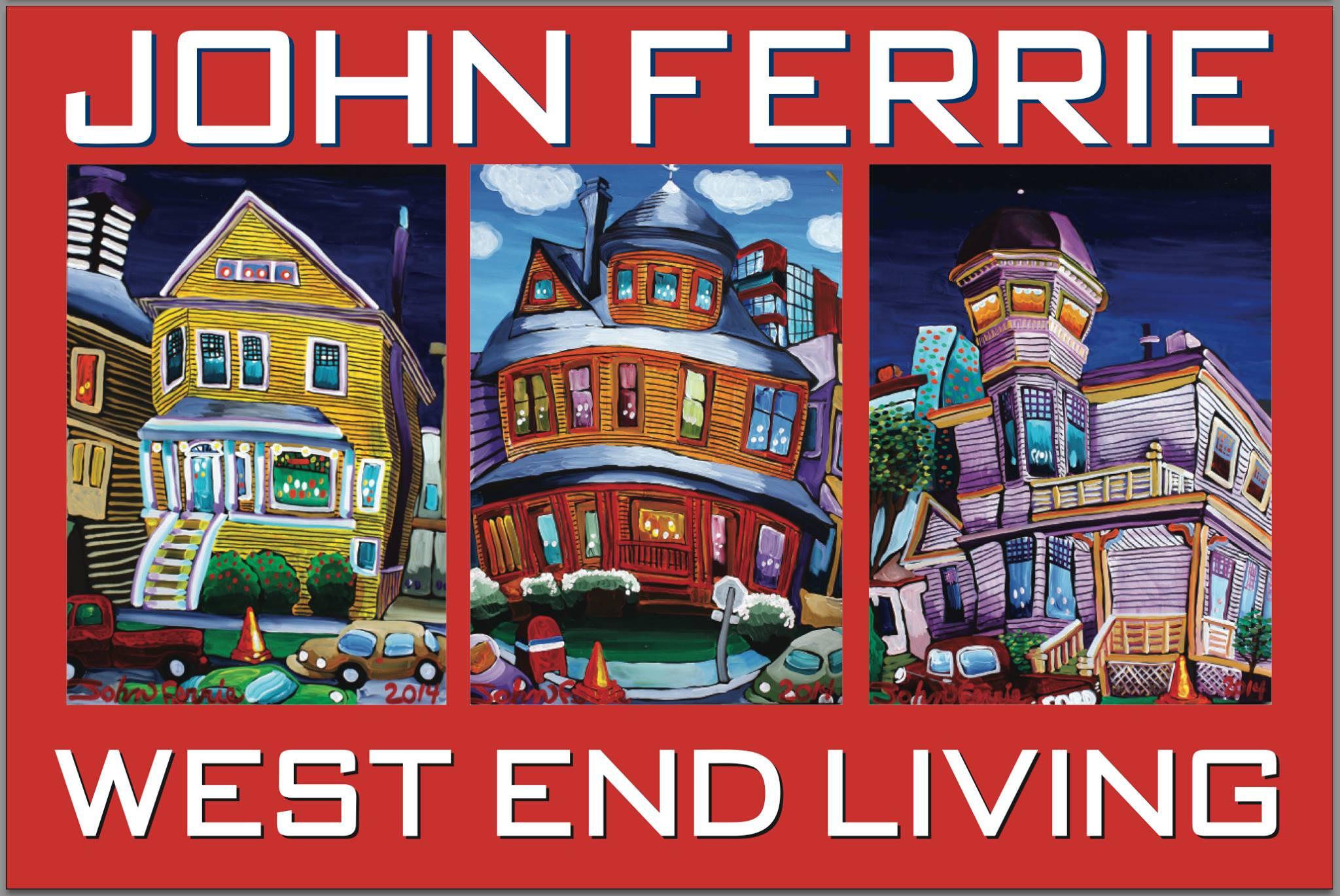 John Ferrie West End Living