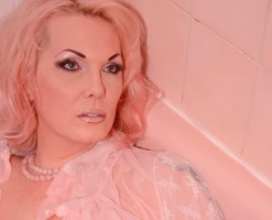 Pink Bathing Beauty 85
