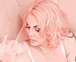 Pink Bathing Beauty 86