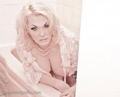 Pink Bathing Beauty 49