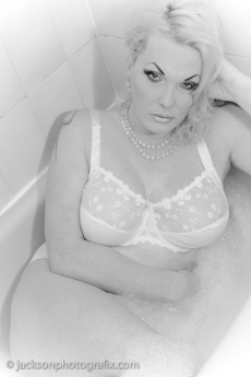 Pink Bathing Beauty 64