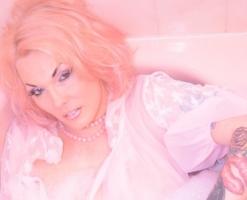 Pink Bathing Beauty 73