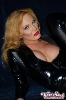 velvet-steele-black-PVC-catsuit-01