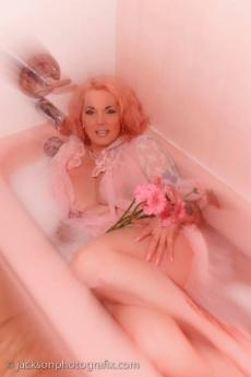 Pink Bathing Beauty 84