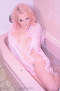 Pink Bathing Beauty 19