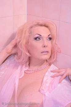 Pink Bathing Beauty 77