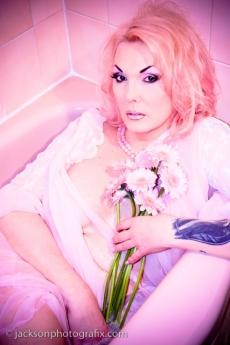 Pink Bathing Beauty 34